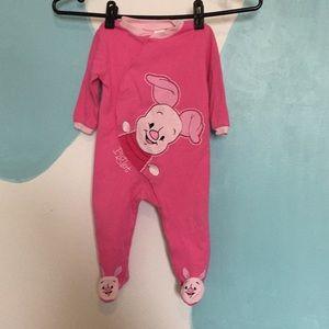 Disney Piglet onesie size 12 months